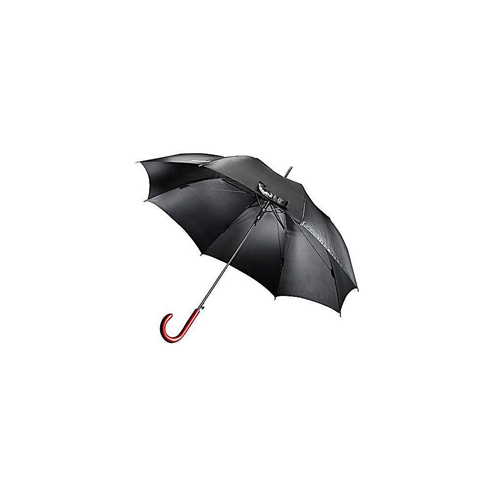 ShedRain WindPro Stick Umbrella Black - ShedRain Umbrellas and Rain Gear - Travel Accessories, Umbrellas and Rain Gear
