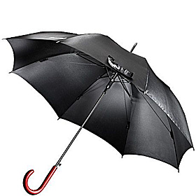 WindPro Stick Umbrella Black