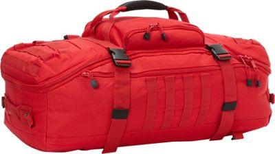 Fox Outdoor 3-in-1 Recon Gear Bag Red - Fox Outdoor Outdoor Duffels
