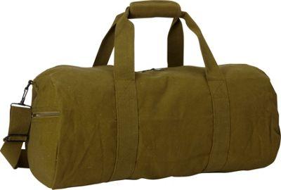 Fox Outdoor Roll Bag 12 inchx24 inch Olive Drab - Fox Outdoor Outdoor Duffels