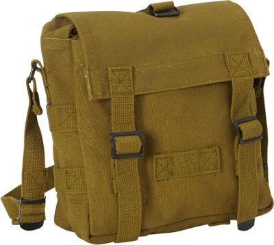 Fox Outdoor Mini German Shoulder Bread Bag Olive Drab - Fox Outdoor Other Men's Bags