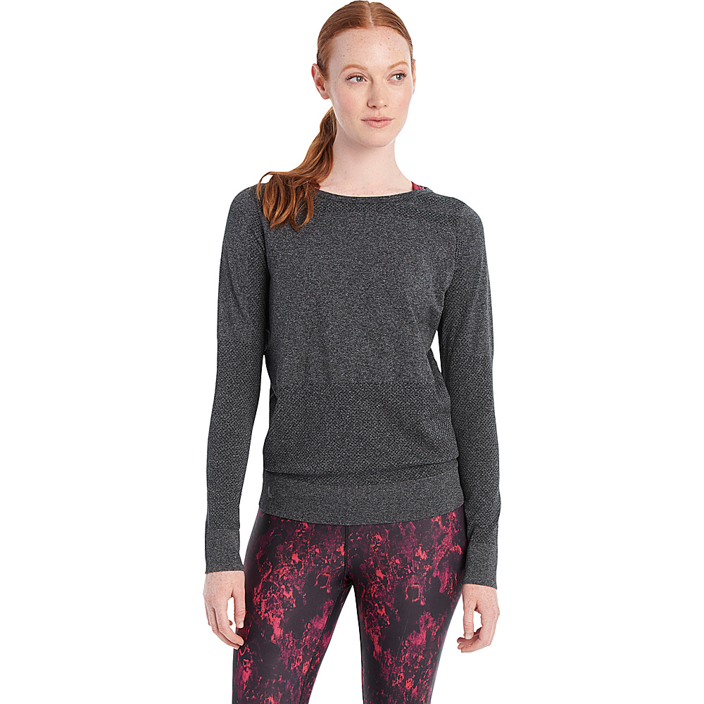Lole Ilsa Top XS - Black Heather - Lole Womens Apparel - Apparel & Footwear, Women's Apparel