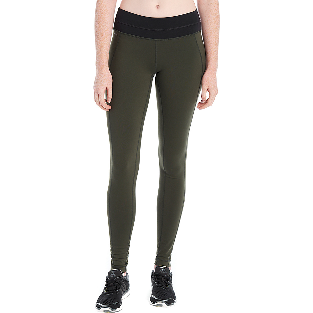 Lole Motion Leggings S - Green - Lole Womens Apparel - Apparel & Footwear, Women's Apparel