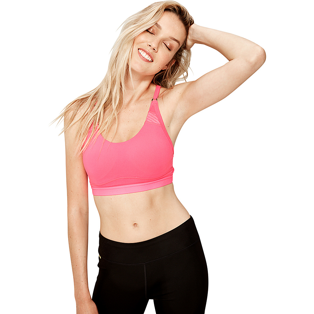 Lole Ziona Bra S - Hot Pink - Lole Womens Apparel - Apparel & Footwear, Women's Apparel