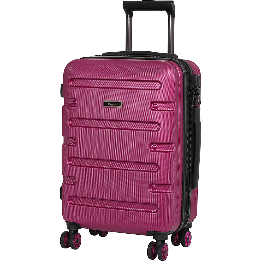 it luggage Outward Bound 21.5 8 Wheel Carry On Vivacious it luggage Softside Carry On