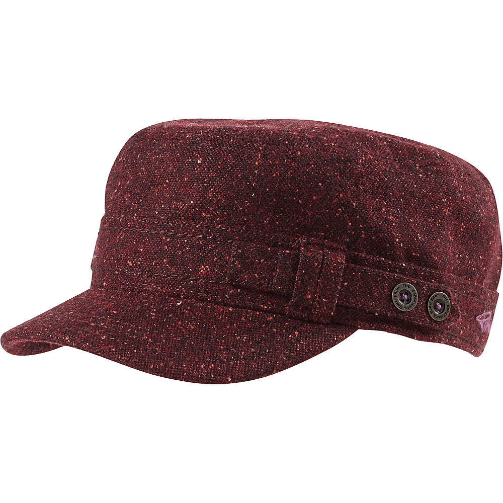 PrAna Jackie Cadet One Size - Burgundy - PrAna Hats/Gloves/Scarves - Fashion Accessories, Hats/Gloves/Scarves