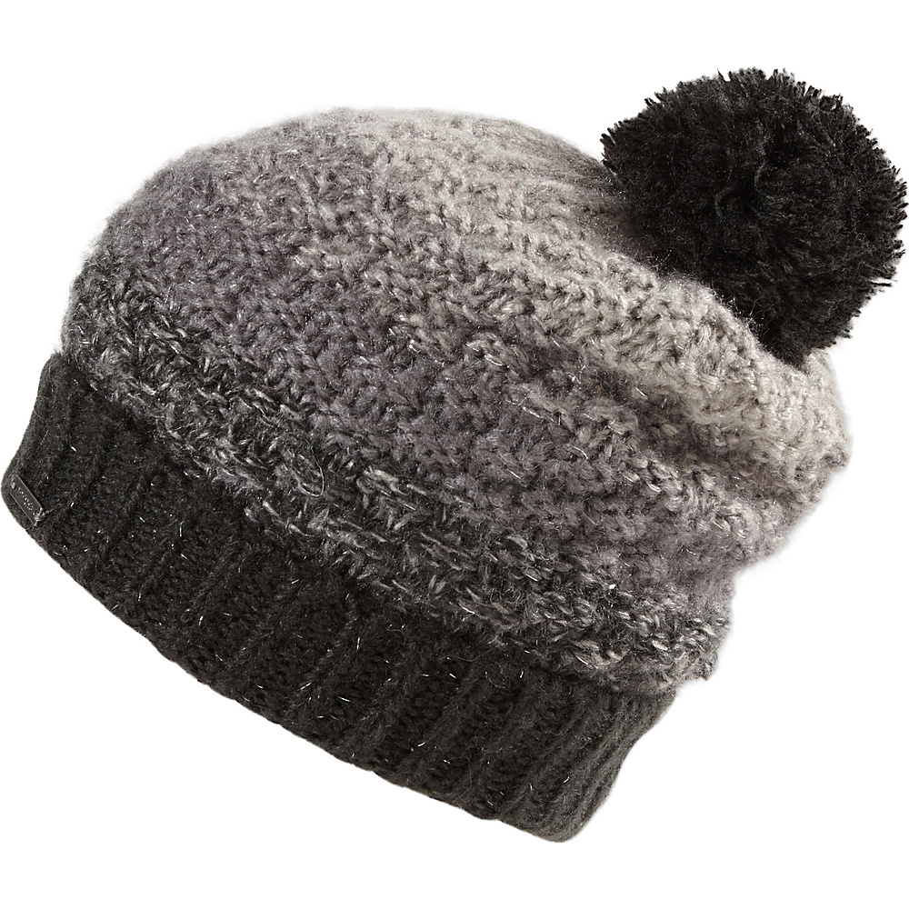 PrAna Terrington Beanie One Size - Black - PrAna Hats/Gloves/Scarves - Fashion Accessories, Hats/Gloves/Scarves
