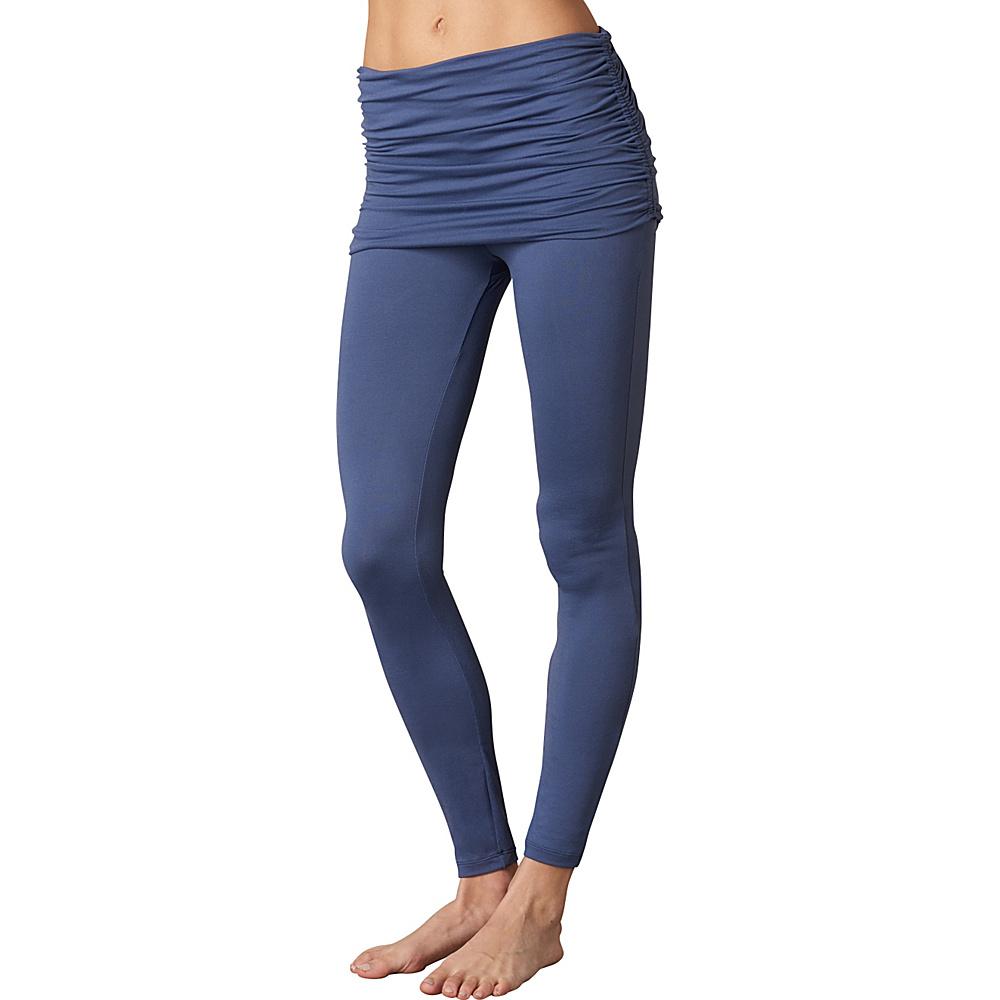 PrAna Remy Legging XS - Gray Indigo - PrAna Womens Apparel - Apparel & Footwear, Women's Apparel