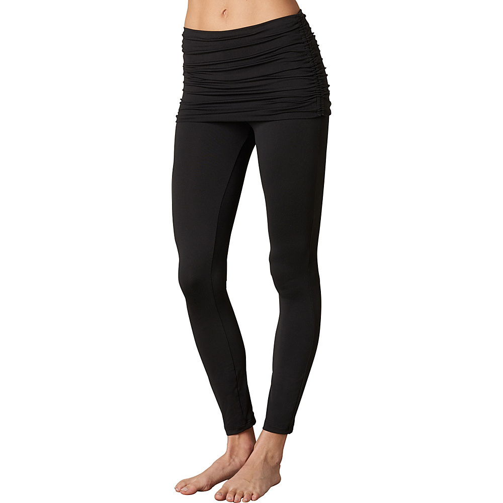 PrAna Remy Legging XS - Black - PrAna Womens Apparel - Apparel & Footwear, Women's Apparel