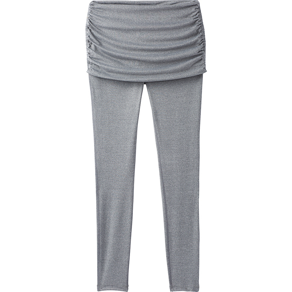PrAna Remy Legging XS - Heather Grey - PrAna Womens Apparel - Apparel & Footwear, Women's Apparel