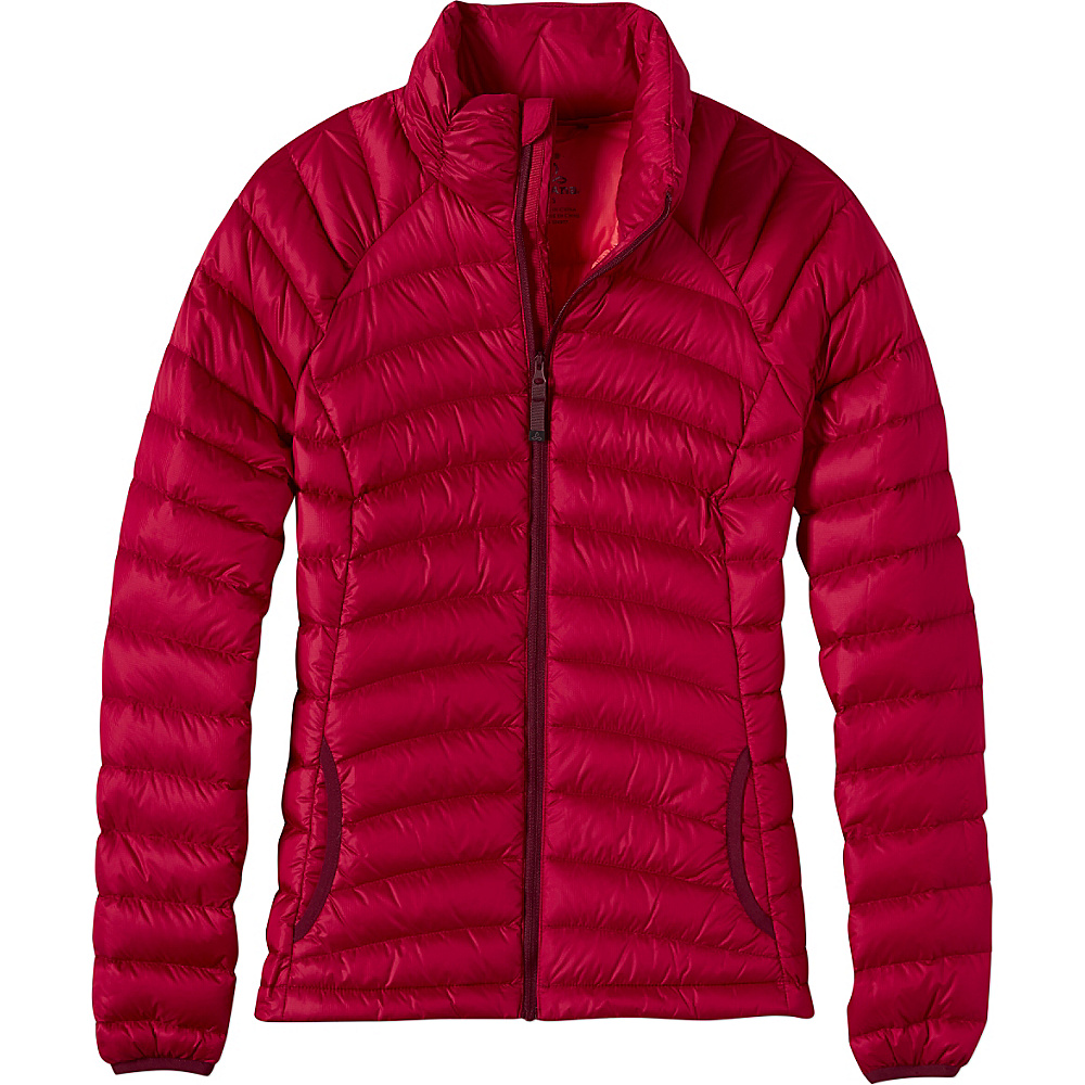 PrAna Lyra Jacket S - Sunwashed Red - PrAna Womens Apparel - Apparel & Footwear, Women's Apparel