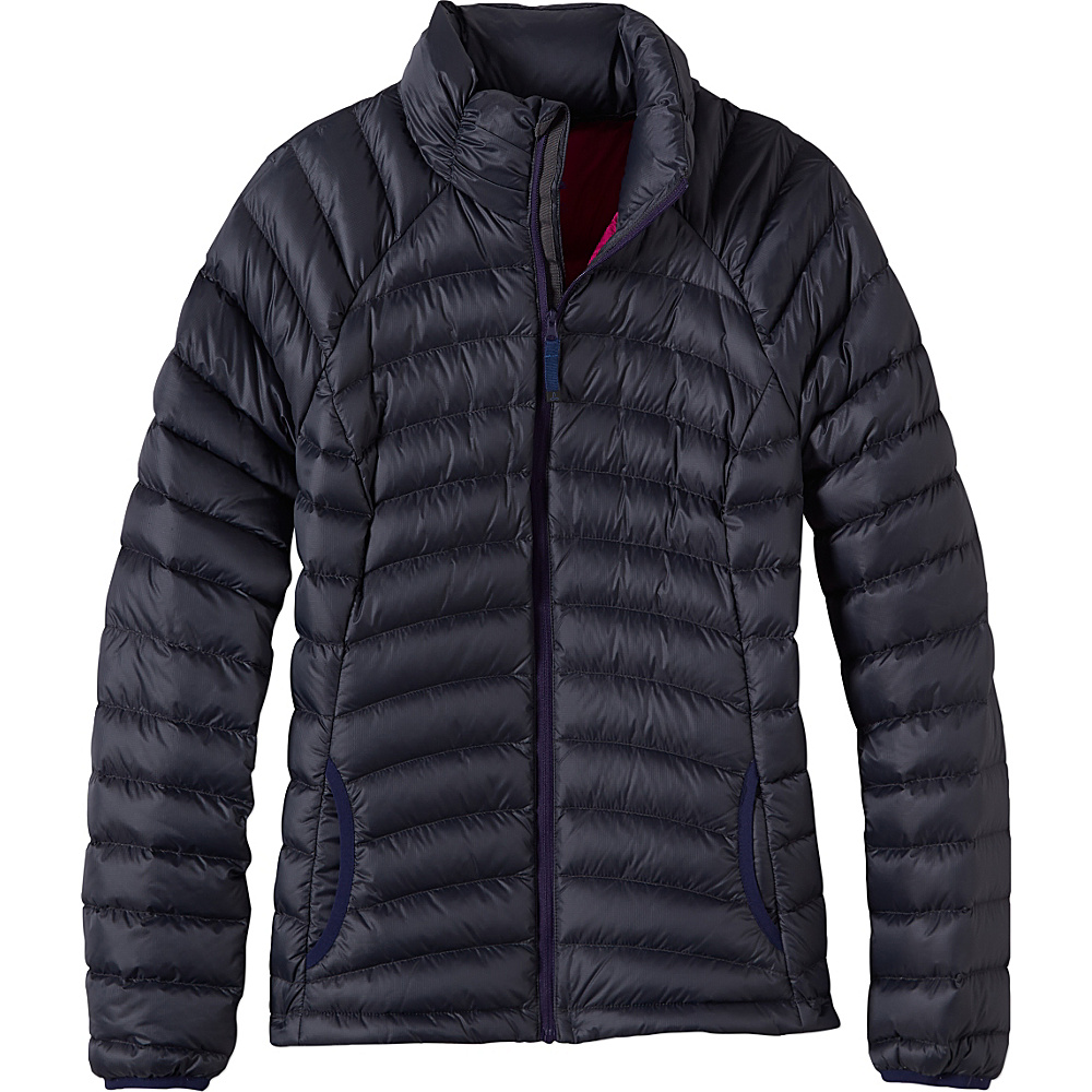 PrAna Lyra Jacket S - Coal - PrAna Womens Apparel - Apparel & Footwear, Women's Apparel