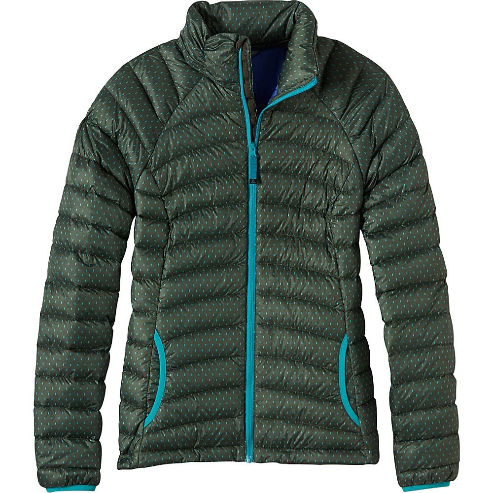 PrAna Lyra Jacket L - Cargo A Lot A Dots - PrAna Womens Apparel - Apparel & Footwear, Women's Apparel
