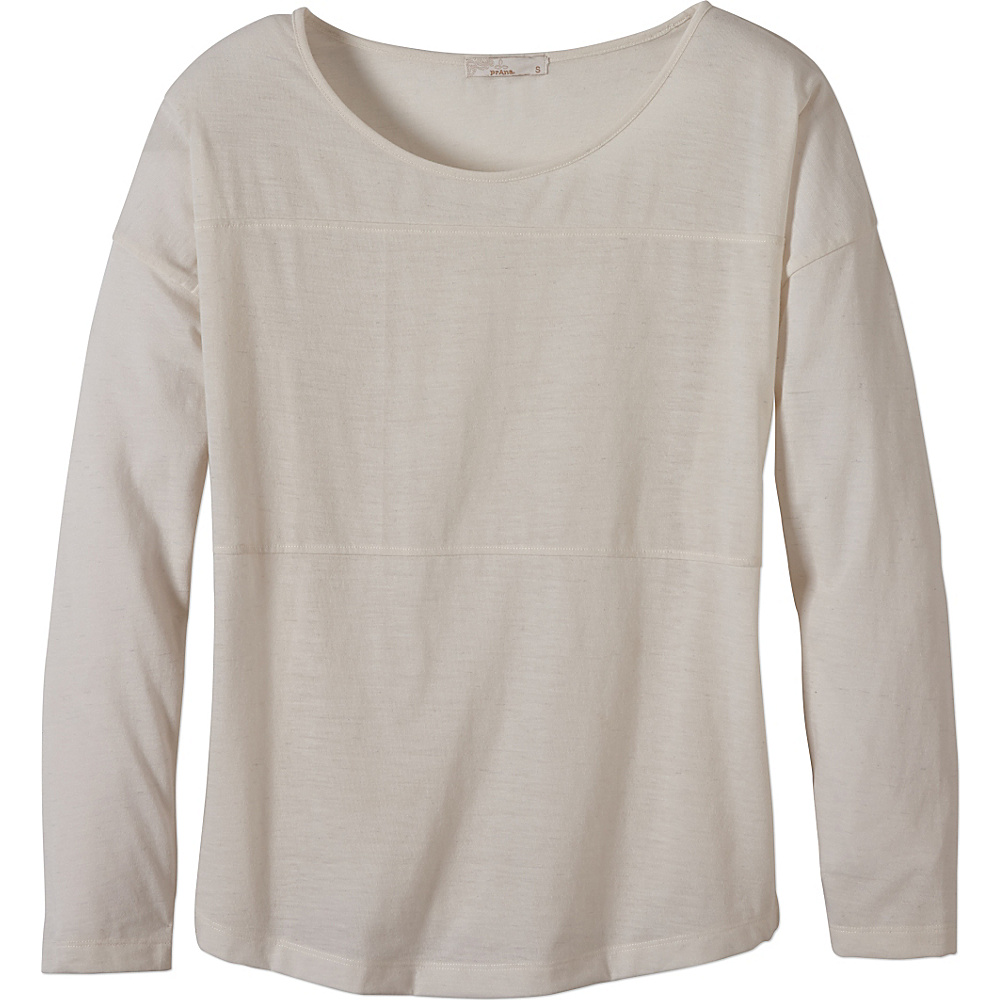 PrAna Vicky LS Top M - Winter - PrAna Womens Apparel - Apparel & Footwear, Women's Apparel