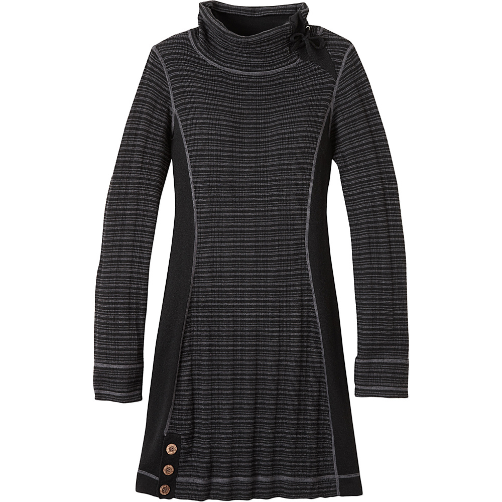 PrAna Kelland Dress XL - Coal - PrAna Womens Apparel - Apparel & Footwear, Women's Apparel
