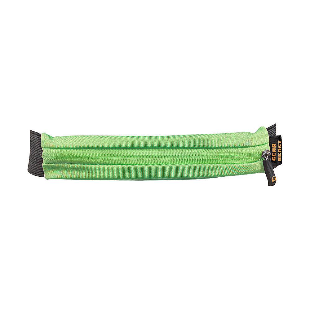 Gear Beast Waist Pack Running Belt Green Gear Beast Sports Accessories