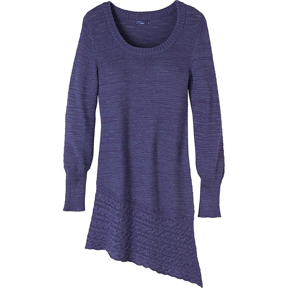 PrAna Felicia Tunic XL - Gray Indigo - PrAna Womens Apparel - Apparel & Footwear, Women's Apparel