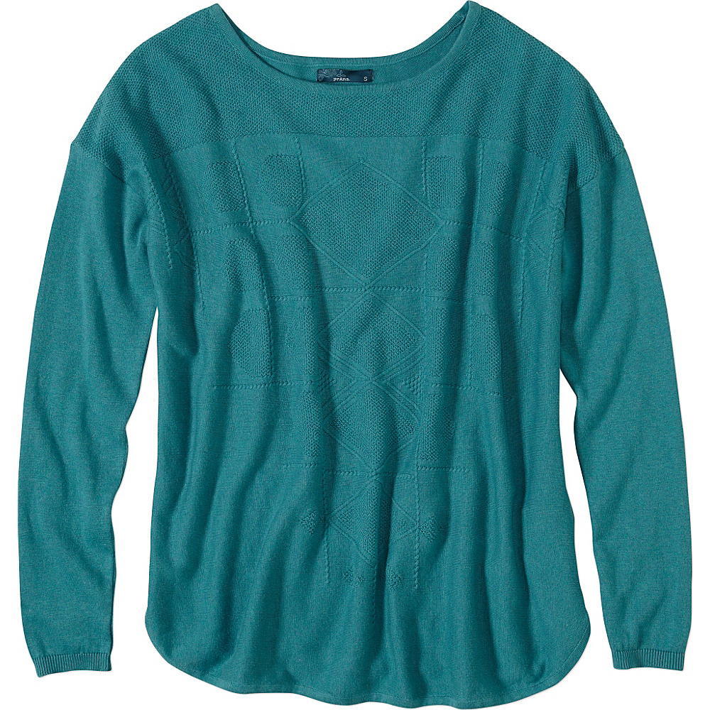 PrAna Stacia Sweater XL - Harbor Blue - PrAna Womens Apparel - Apparel & Footwear, Women's Apparel