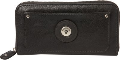 Mouflon Original RFID Generation Wallet Black/Black - Mouflon Original Women's Wallets