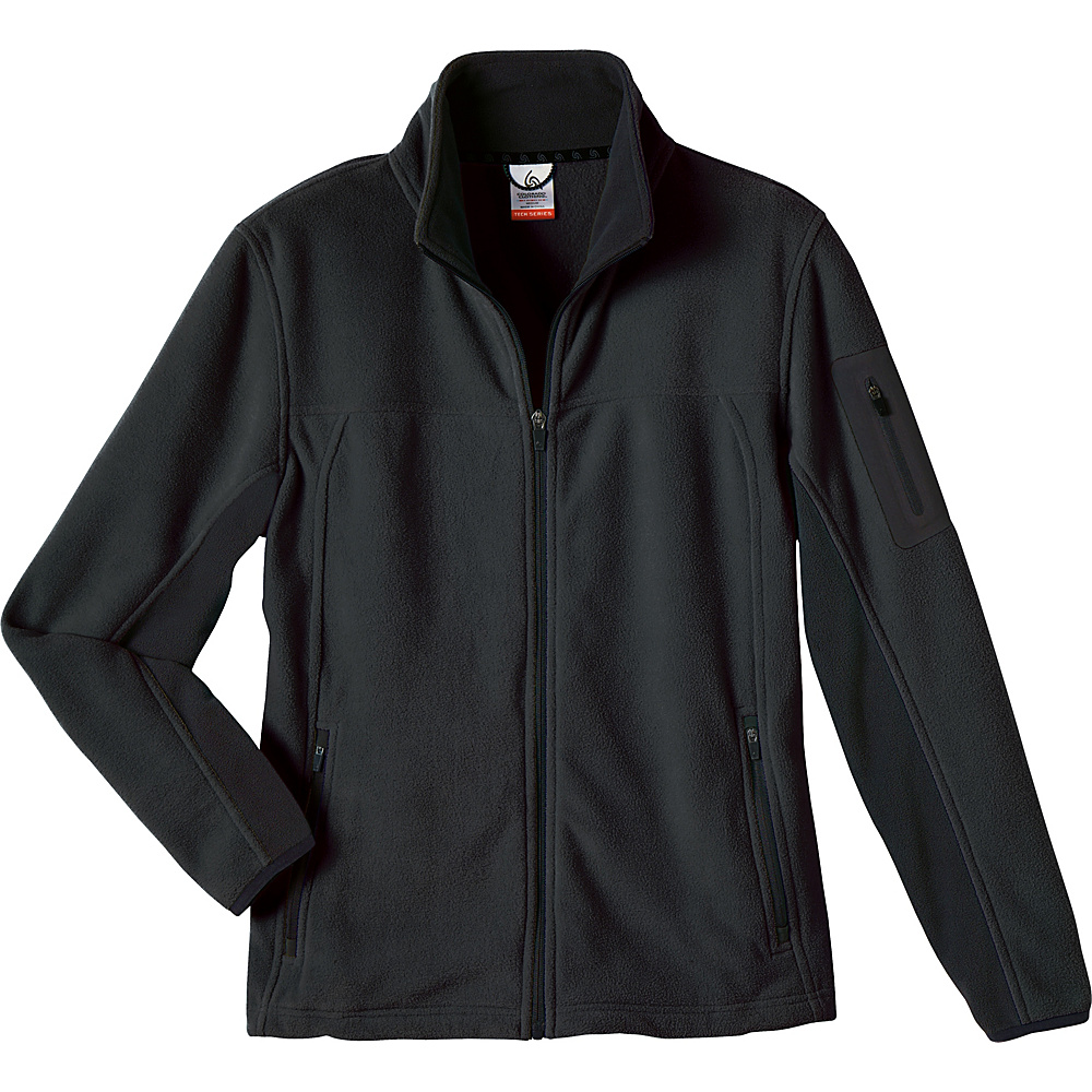 Colorado Clothing Womens Pikes Peak Jacket XL - Black - Colorado Clothing Women's Apparel Womens Pikes Peak Jacket XL - Black. Innovative and versatile, the Tech Series is engineered with high-performance features that go the extra mile. Moisture wicking, breathing, and water-resistant capabilities provide essential protection from the elements.