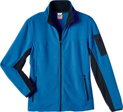 Colorado Clothing Womens Pikes Peak Jacket L - Marble Blue - Colorado Clothing Women's Apparel