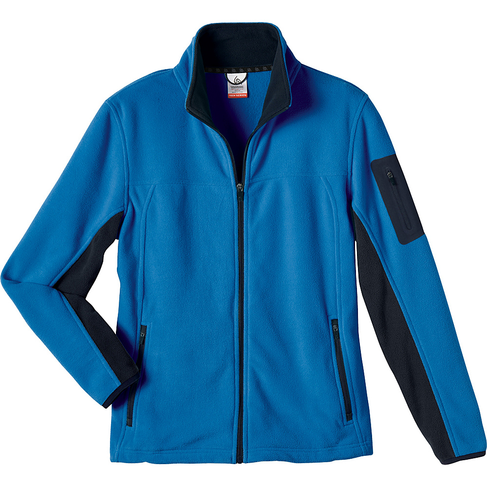 Colorado Clothing Womens Pikes Peak Jacket L - Marble Blue - Colorado Clothing Women's Apparel Womens Pikes Peak Jacket L - Marble Blue. Innovative and versatile, the Tech Series is engineered with high-performance features that go the extra mile. Moisture wicking, breathing, and water-resistant capabilities provide essential protection from the elements.
