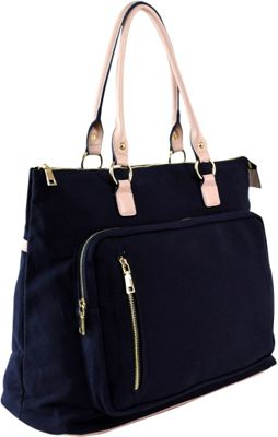 Tara's Travelers Classic Travel Tote Classic Sapphire - Tara's Travelers Luggage Totes and Satchels