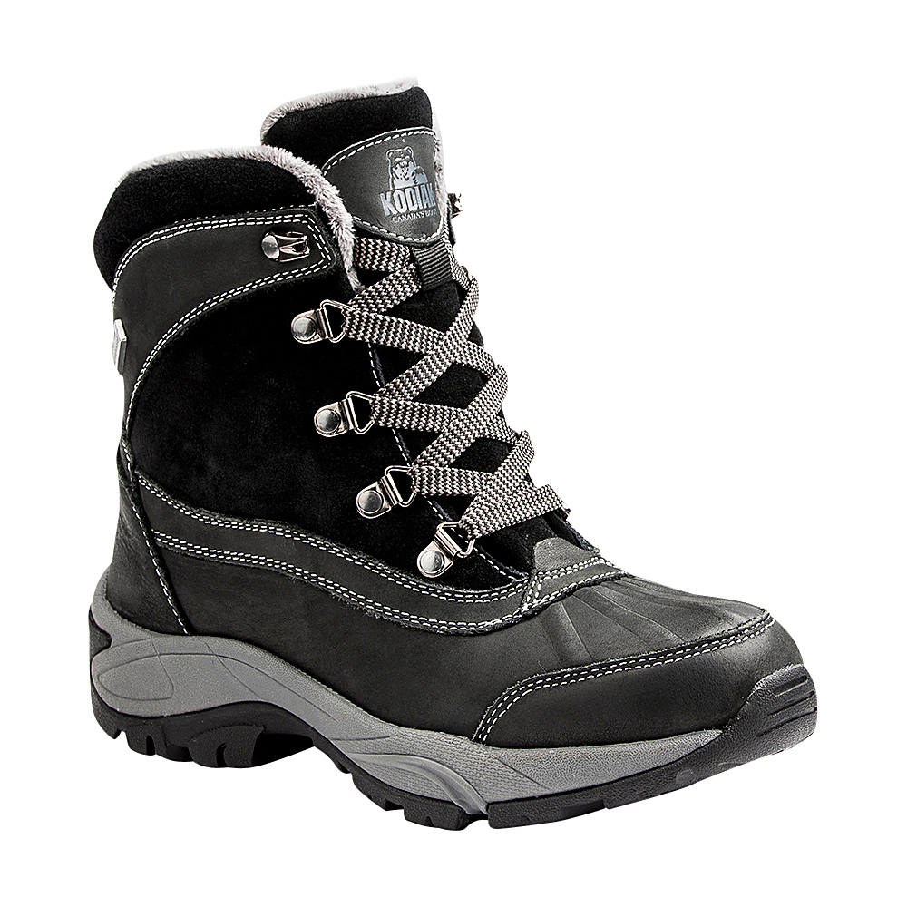 Kodiak Renee Boot 8 - M (Regular/Medium) - Black - Kodiak Womens Footwear - Apparel & Footwear, Women's Footwear
