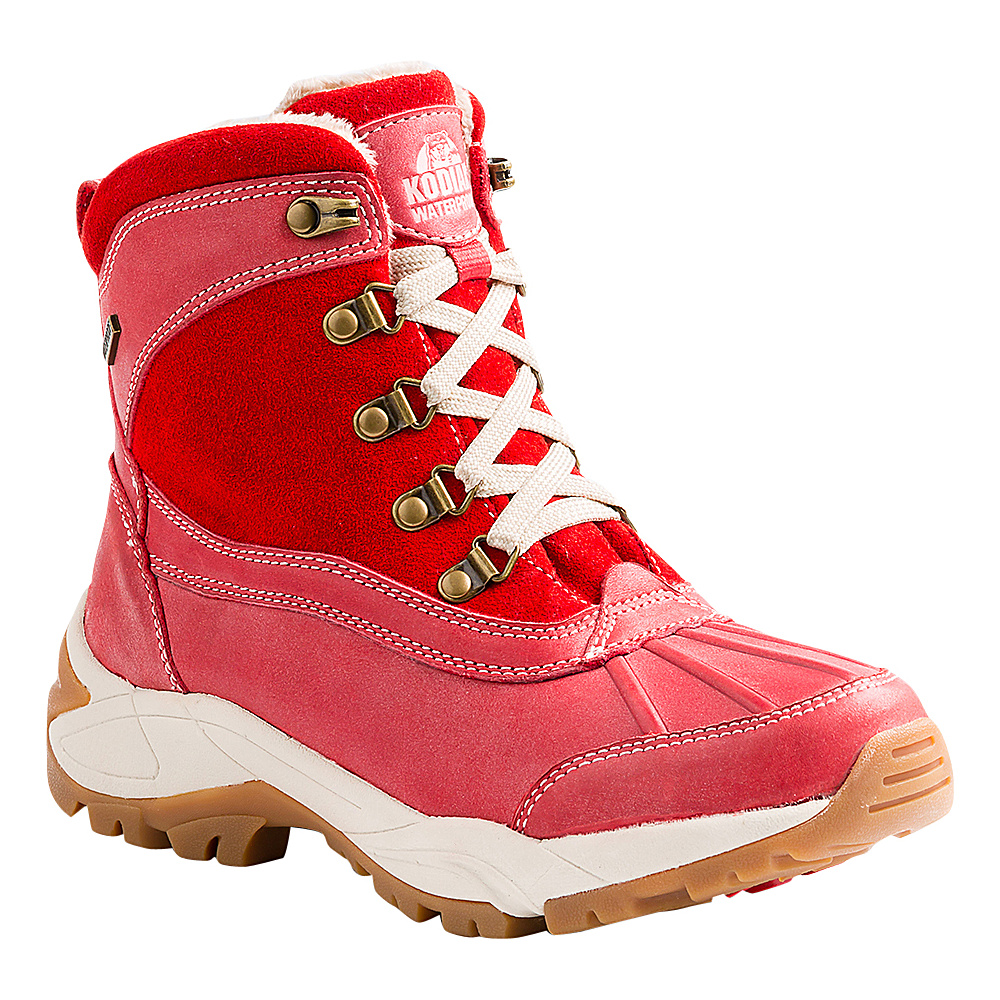 Kodiak Renee Boot 8 M Regular Medium Red Kodiak Women s Footwear
