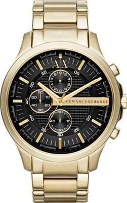 A/X Armani Exchange Smart Watch Gold - A/X Armani Exchang...