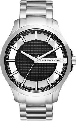 A/X Armani Exchange Smart Analog Watch Silver - A/X Armani Exchange Watches