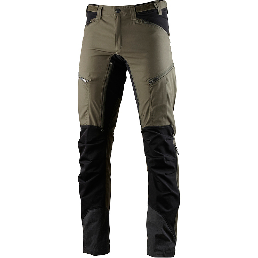 Lundhags Makke Mens Pant EU 48 US Men s 32 Forest Green Lundhags Men s Apparel
