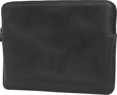 KNOMO London Barbican 12 inch Laptop Sleeve Black - KNOMO London Electronic Cases