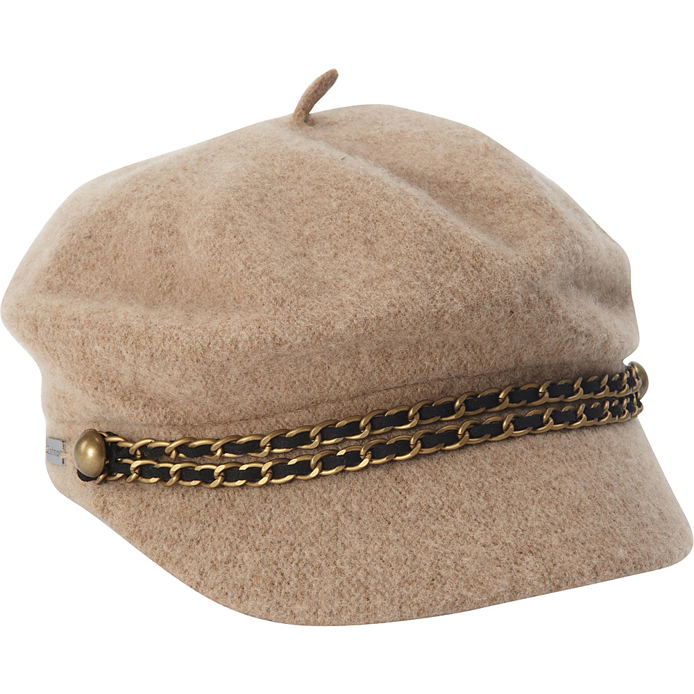 Betmar New York Janet Hat One Size - Camel - Betmar New York Hats/Gloves/Scarves