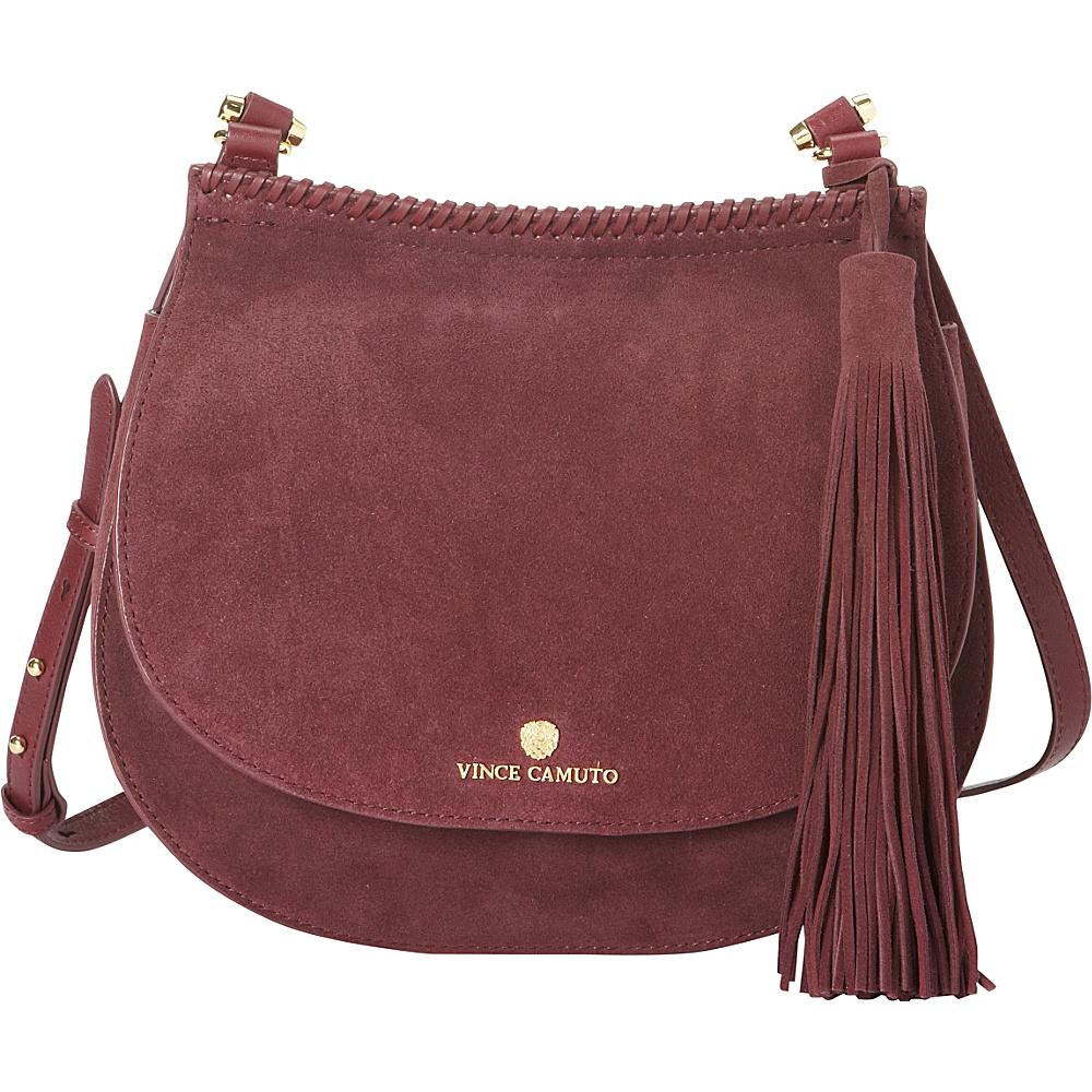 Vince Camuto Aiko Crossbody Plum Vince Camuto Designer Handbags