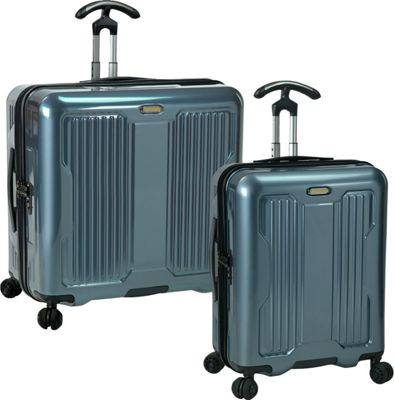 PROKAS Ultimax  2-Piece Wide Body Spinner Set Teal - PROKAS Luggage Sets