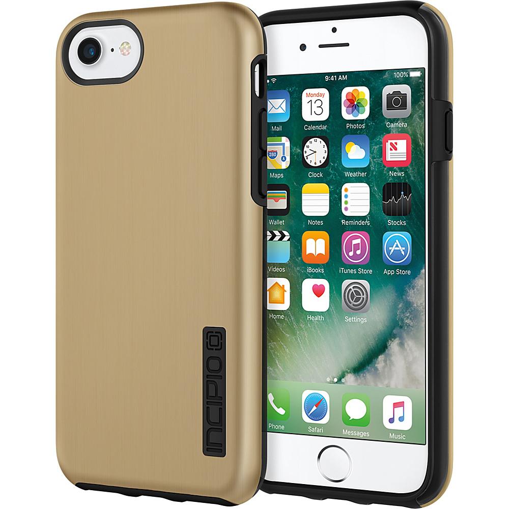 Incipio DualPro SHINE for iPhone 7 Gold/Black(GDB) - Incipio Electronic Cases - Technology, Electronic Cases