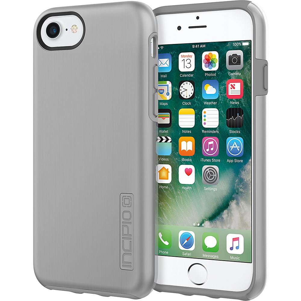 Incipio DualPro SHINE for iPhone 7 Silver/Gray(SLG) - Incipio Electronic Cases - Technology, Electronic Cases