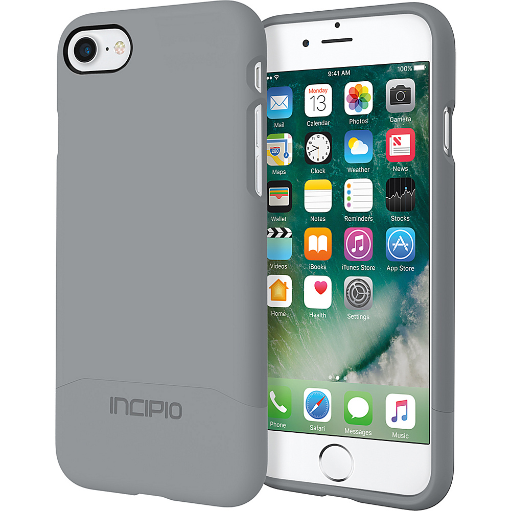 Incipio Edge for iPhone 7 Gray(GRY) - Incipio Electronic Cases - Technology, Electronic Cases