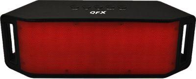 QFX Sound Burst Wireless Speaker Black - QFX Headphones & Speakers
