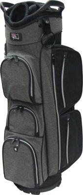 RJ Golf True Cart Bag Black - RJ Golf Golf Bags