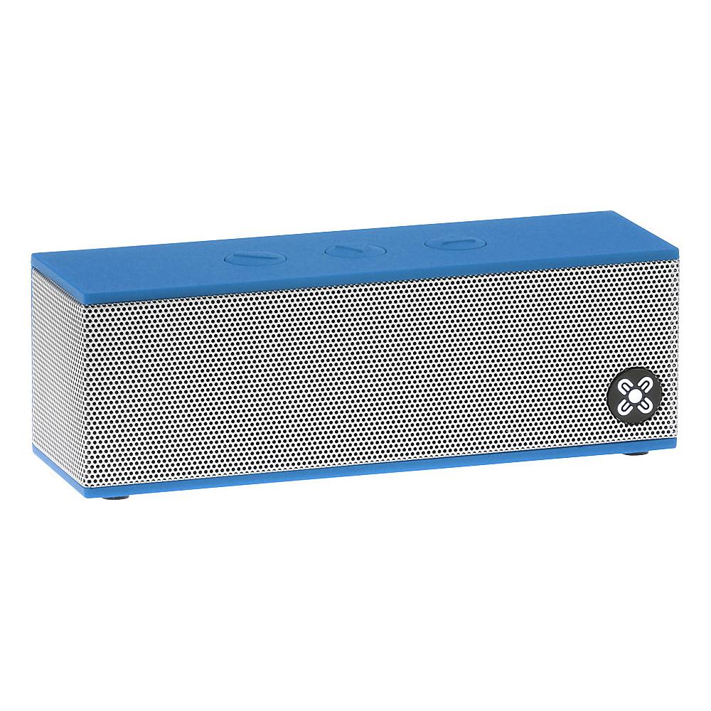 Moki BassBox Wireless Speaker Blue Moki Headphones Speakers