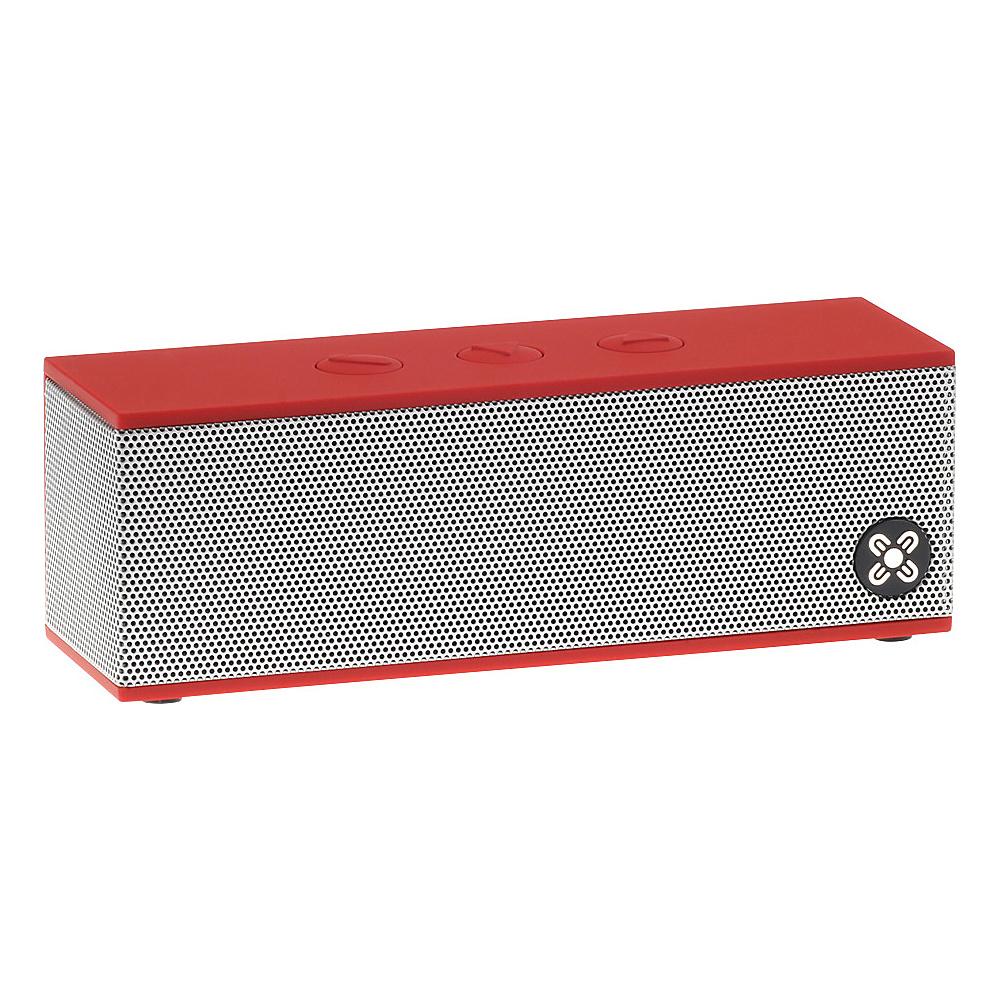 Moki BassBox Wireless Speaker Red Moki Headphones Speakers