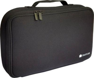 Craftcase The Original Craftcase Lunch Bag Black - Craftcase Travel Coolers