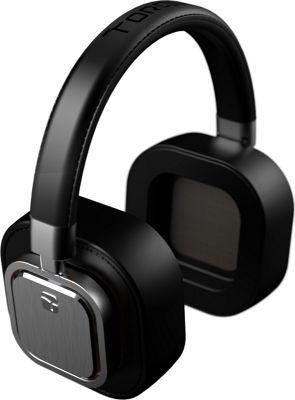 Torque Audio On/Over Ear Customizable Headphone Brushed Silver Metallic - Torque Audio Headphones & Speakers