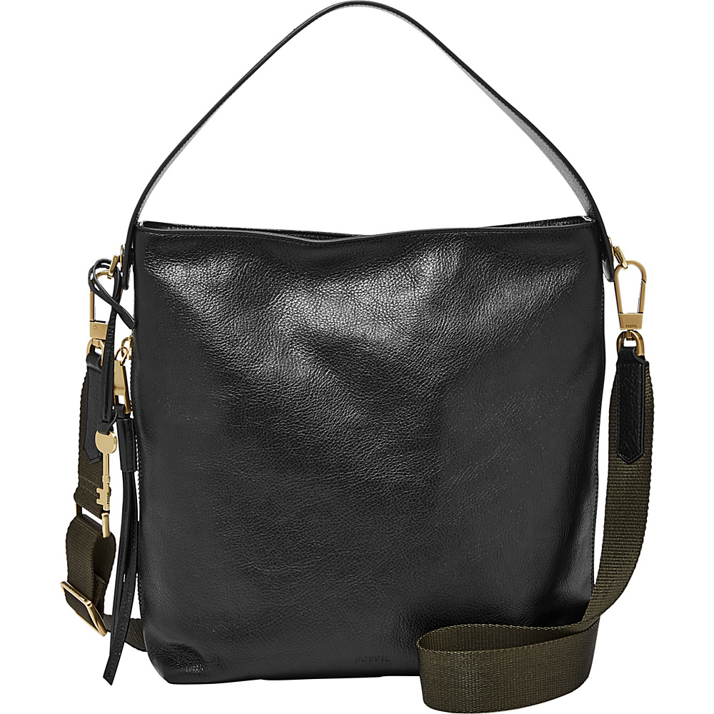Fossil Maya Small Hobo Black - Fossil Gym Bags - Sports, Gym Bags