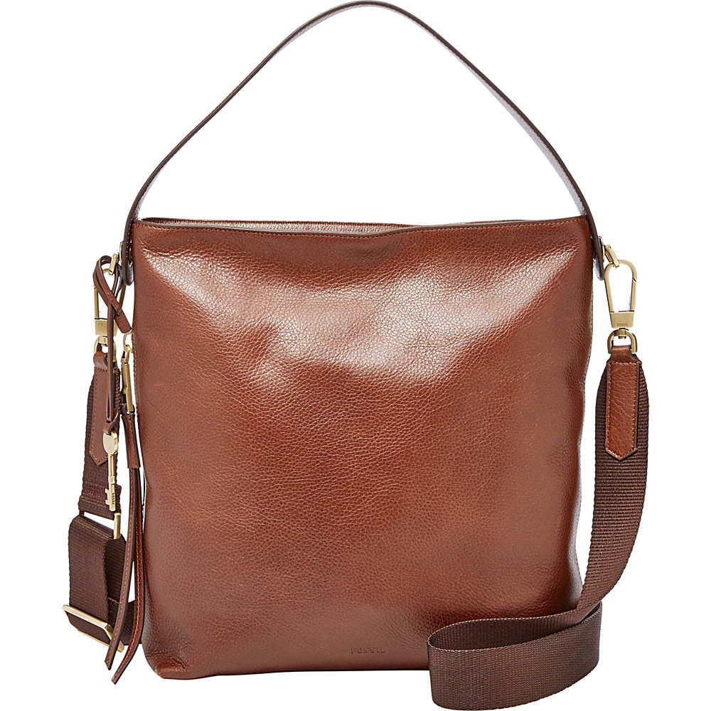 Fossil Maya Small Hobo Brown - Fossil Gym Bags - Sports, Gym Bags