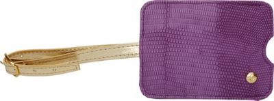 Stephanie Johnson Galapagos Luggage Tag Deep Orchid - Stephanie Johnson Luggage Accessories