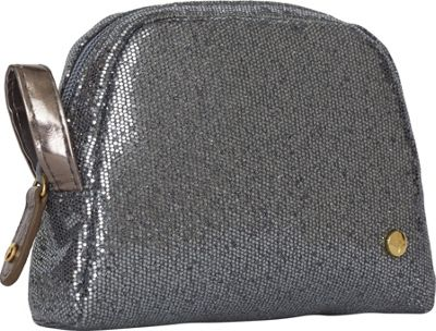 Stephanie Johnson Sunset Ava Small Cosmetic Case Gunmetal - Stephanie Johnson Women's SLG Other
