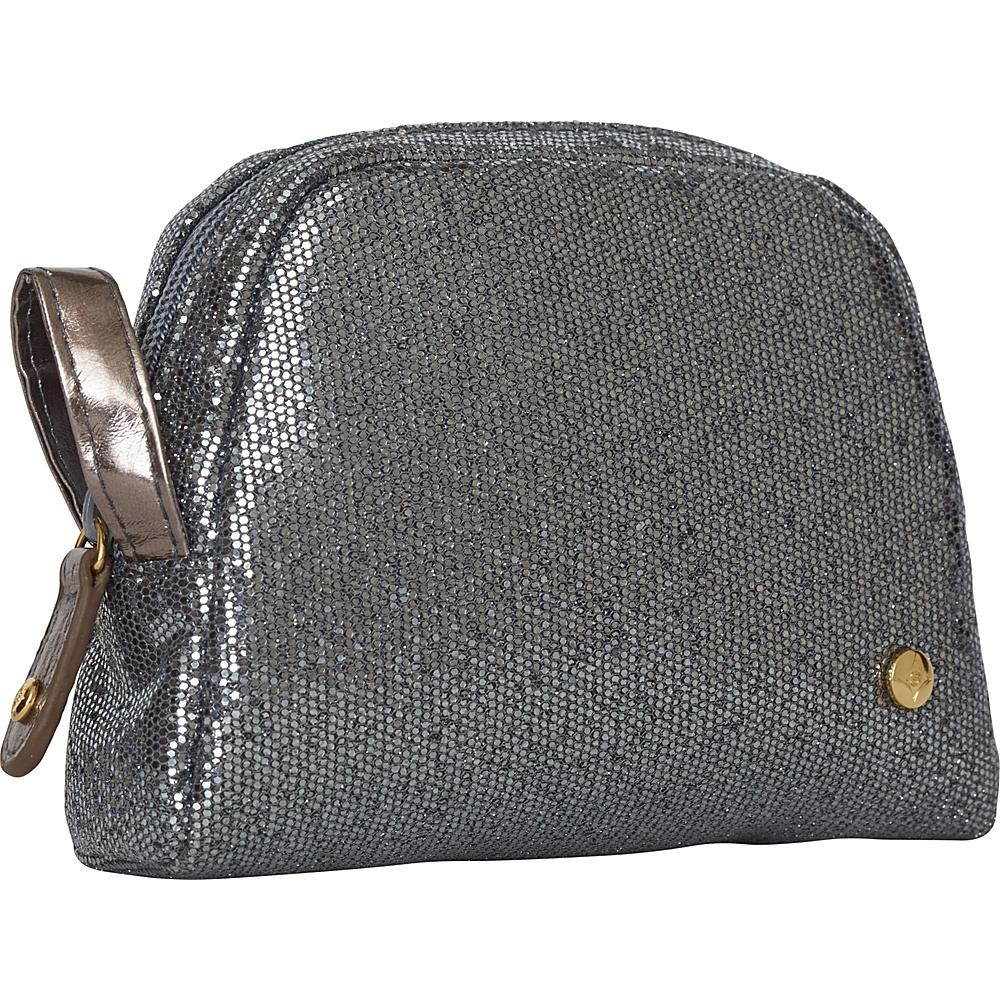 Stephanie Johnson Sunset Ava Small Cosmetic Case Gunmetal Stephanie Johnson Women s SLG Other